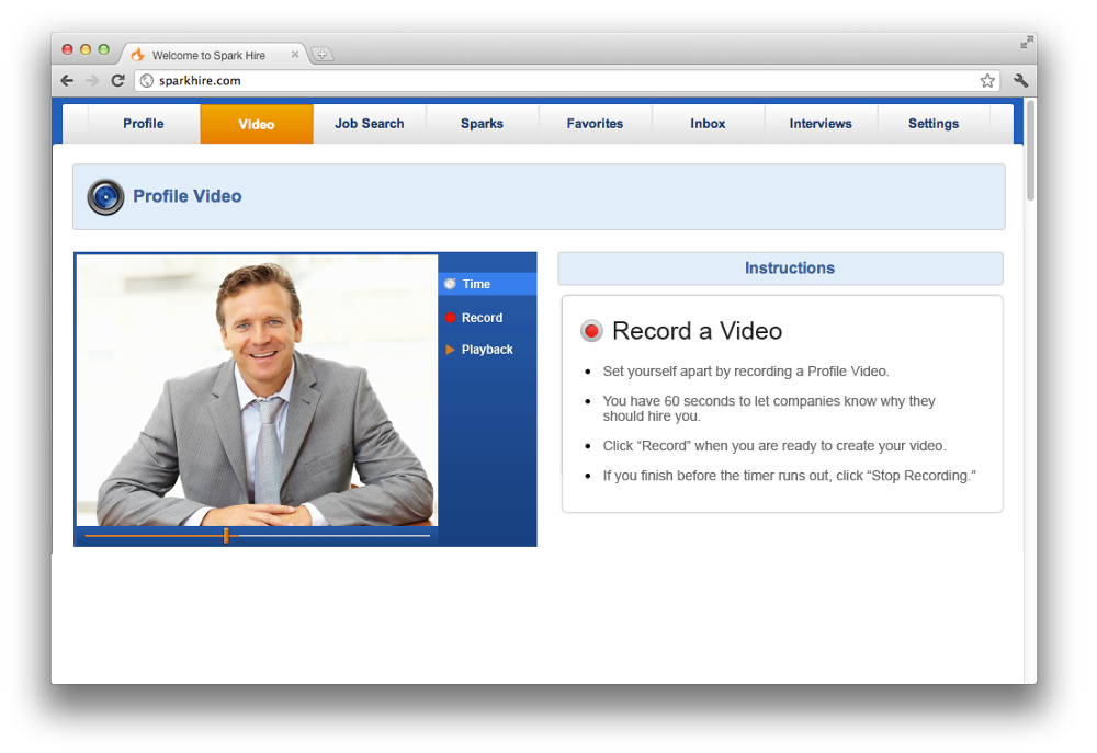 tips for video resumes