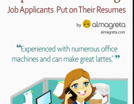 Almagreta_Top 10 funniest things job hunters included in their resumes