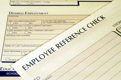 What Information Does an Employment Background Check Reveal?