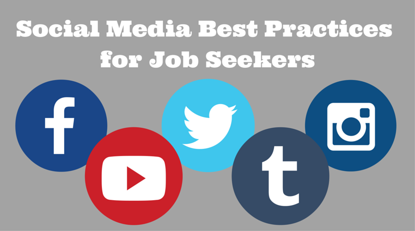 Social Media Best Practices for Job Seekers