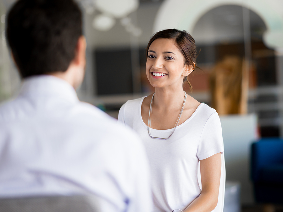 You Didn't Blow It! It's Okay to be a Little Weird in Job Interviews