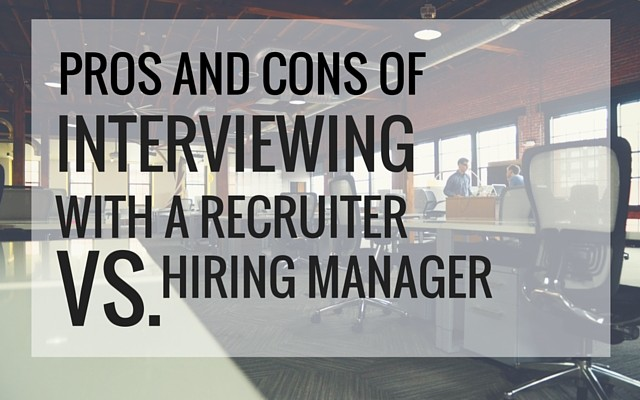Spark-Hire-Pros-Cons-Interviewing-With-Recruiter-Vs-Hiring-Manager