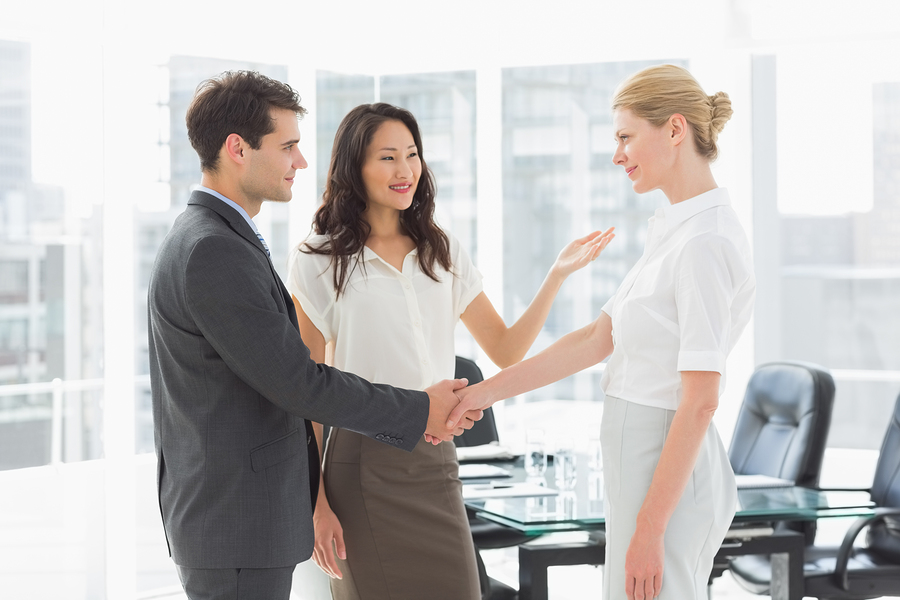 Spark-Hire-Make-Your-Own-Luck-At-Networking-Events